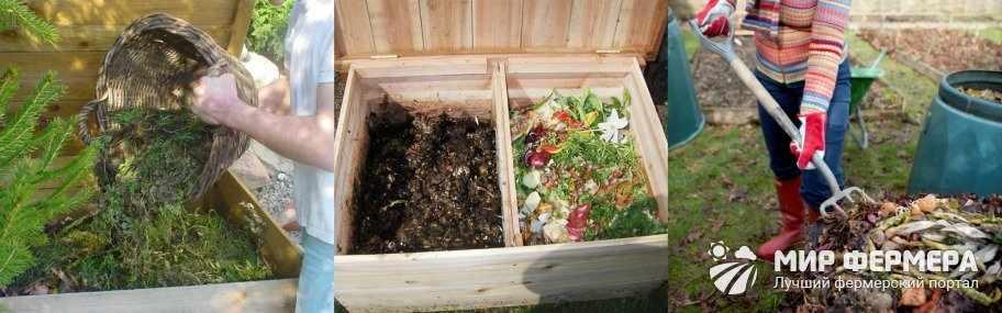 Биопрепараты для компоста