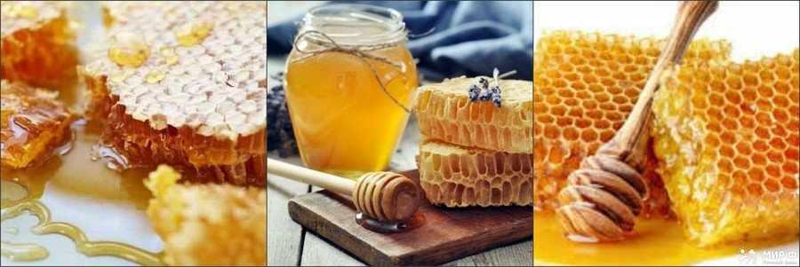 Мед в сотах полезные свойства