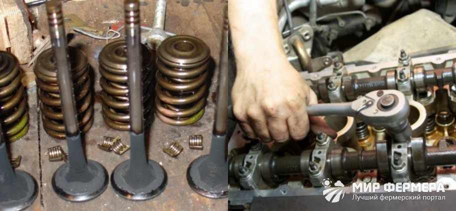 Как отрегулировать клапаны ЯМЗ 238