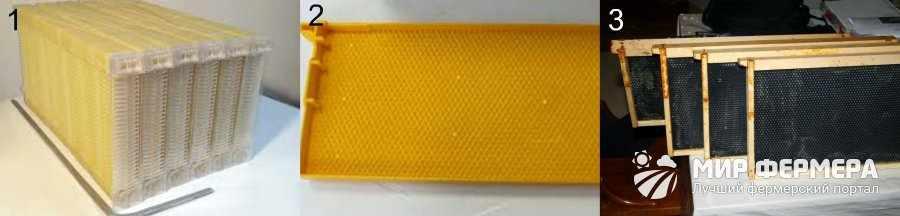 Материалы для изготовления пчелиных рамок