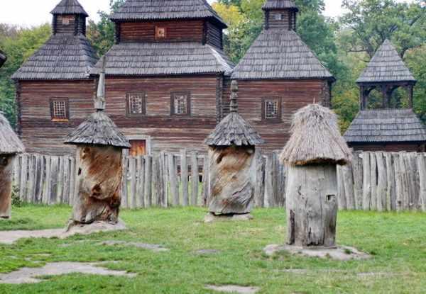 Бортичество в древней Руси
