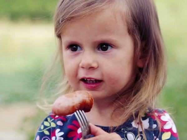 употребление мяса детьми