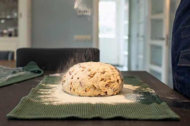 Итальянский пшеничный хлеб