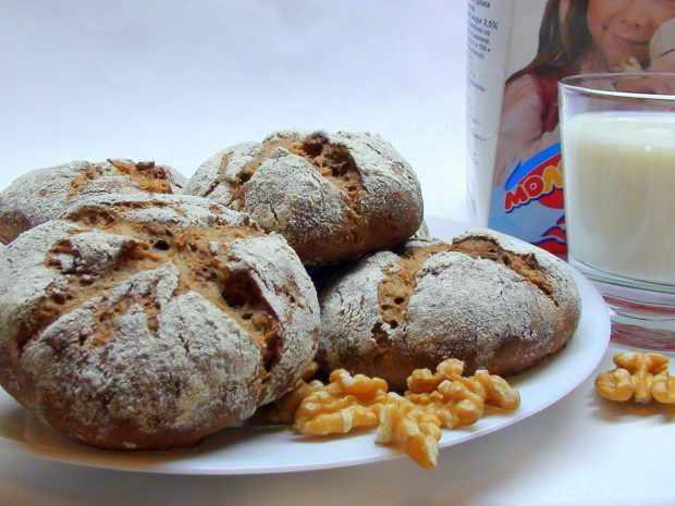 Австрийские булочки