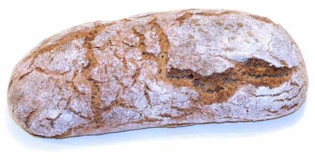 Пышный ржаной хлеб