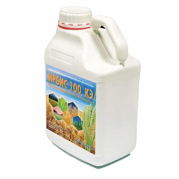 Препарат Ирбис 100 для пшеницы