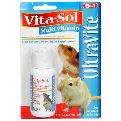 Витамины для шиншилл Вита Сол