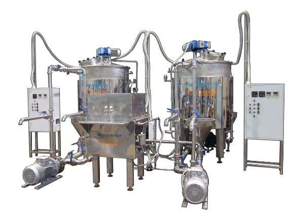 Линия по производству сухого молока