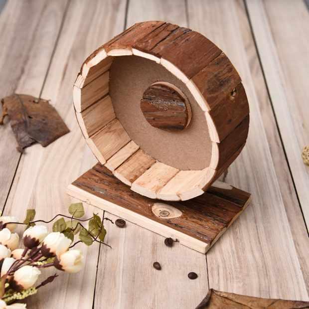 Самодельное колесо для шиншиллы