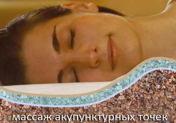 Польза подушки из гречихи