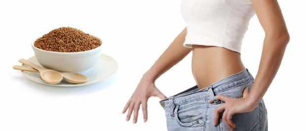 Гречневая диета для похудения