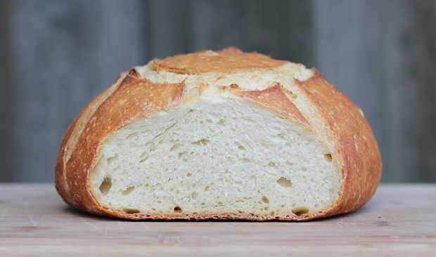 Хлеб из муки durum