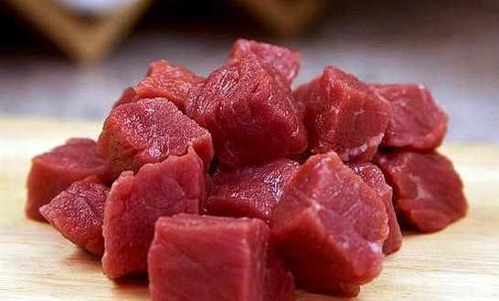Мясо не имеет жира