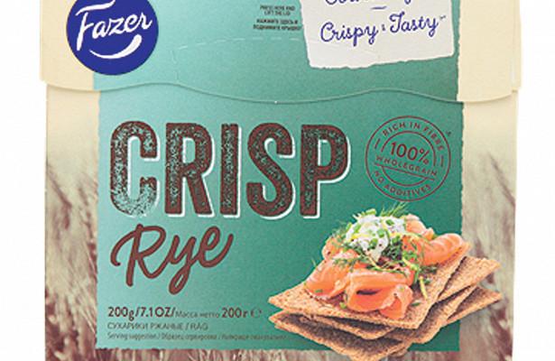 Fazer/Crisp Rye