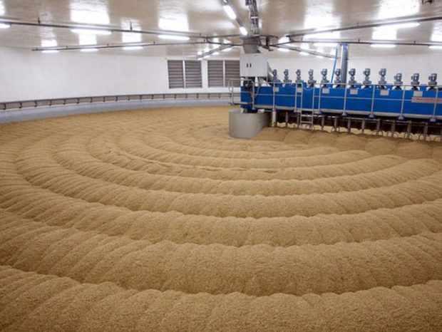 Подготовка зерна к переработке