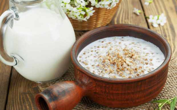 Гречнево-кефирная диета на неделю