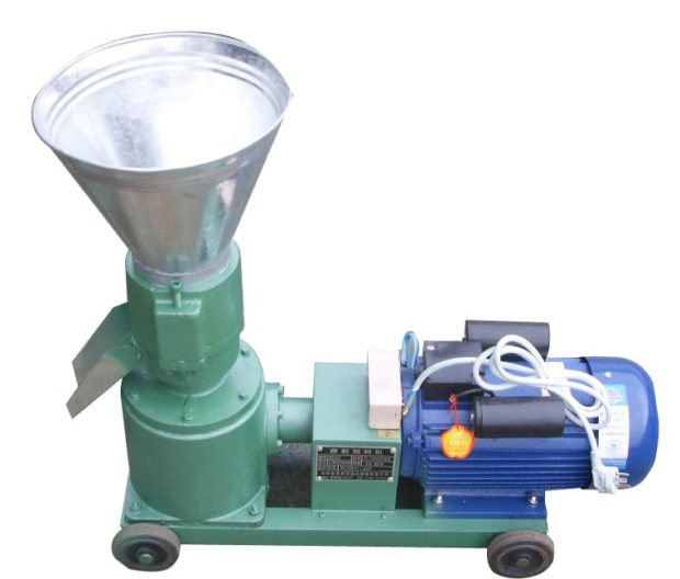 Готовый заводской гранулятор