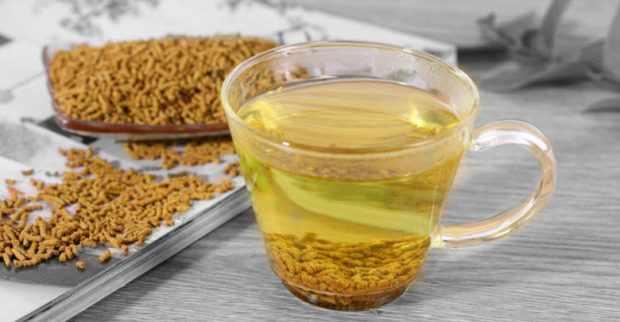Гречишный чай в гранулах