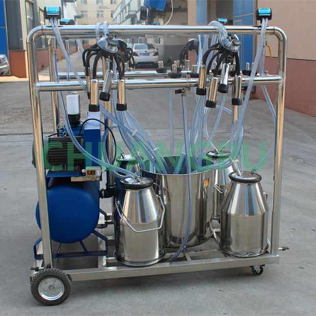 Оборудование для дойки автомат