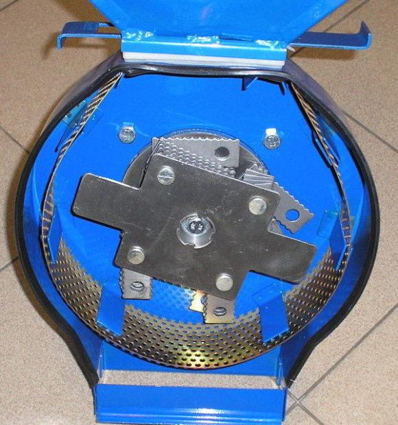 Конструкция камеры Циклон