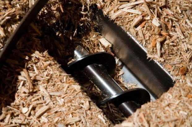 Измельчение древесины для пеллет