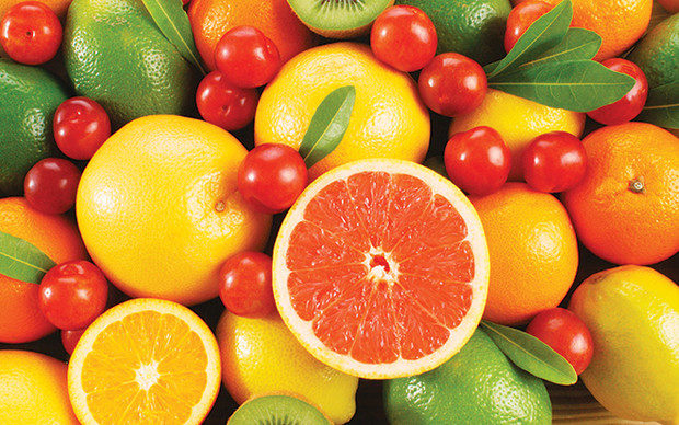 Кислые фрукты для гречневой диеты