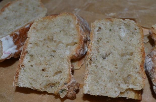Цельнозерновой ржаной хлеб
