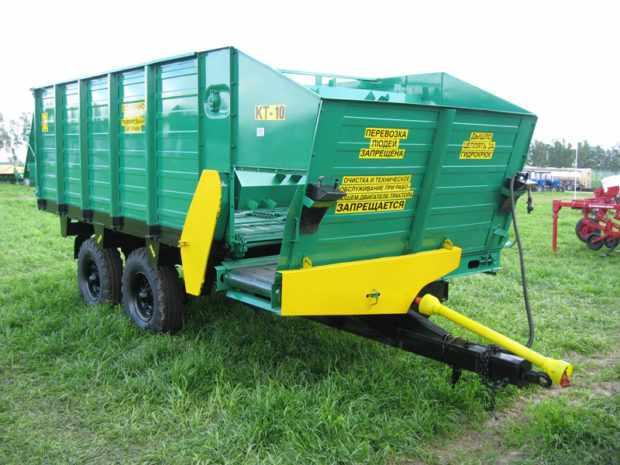 Кормораздатчик КТ-10 для ферм