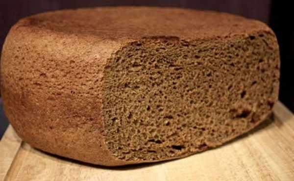 Ржаной хлеб на молоке