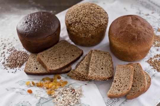 Виды ржаного хлеба