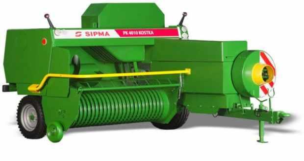 Пресс подборщик Sipma PK4000