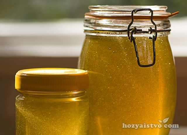Состав натурального пчелиного меда