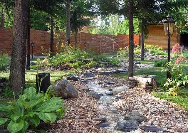 Эфемериды в садовой архитектуре