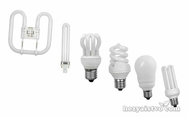 Люминесцентные лампы общего назначения